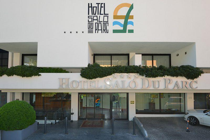 hotel - ingresso